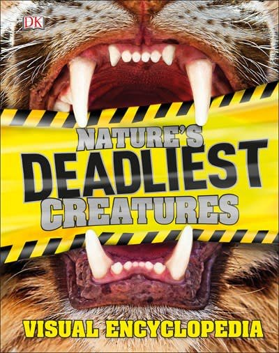 DK Children Nature's Deadliest Creatures Visual Encyclopedia