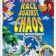Penguin Young Readers Licenses Race Against Chaos Sticker Activity Book