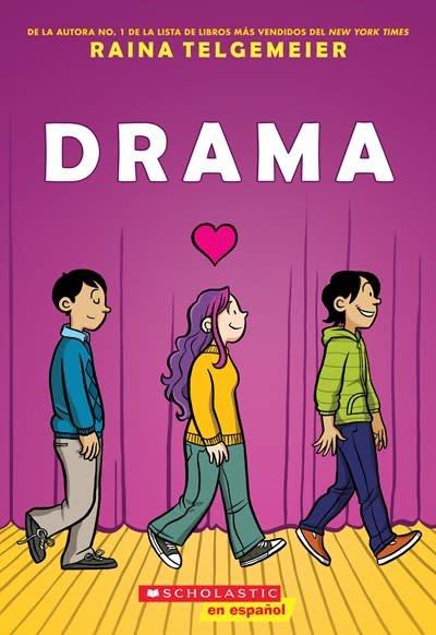 Scholastic en Espanol Drama (Spanish Edition)
