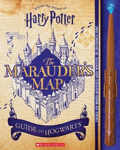 Scholastic Inc. Harry Potter: Marauder's Map Guide to Hogwarts