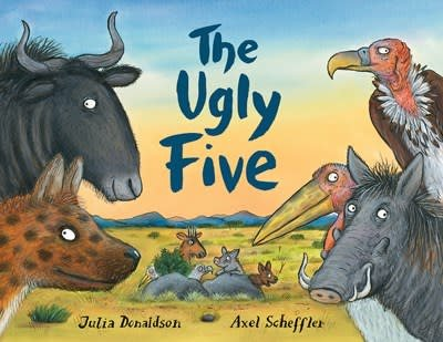 Scholastic Press The Ugly Five
