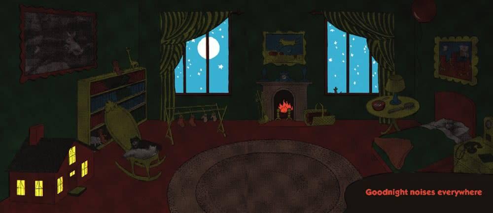 HarperFestival Goodnight Moon (Padded Board Book)