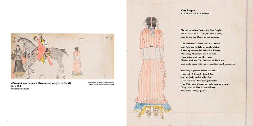 Abrams Books for Young Readers World Make Way: New Poems... Art from The Metropolitan Museum