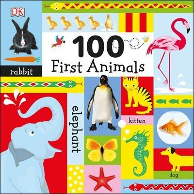 DK Children 100 First Animals
