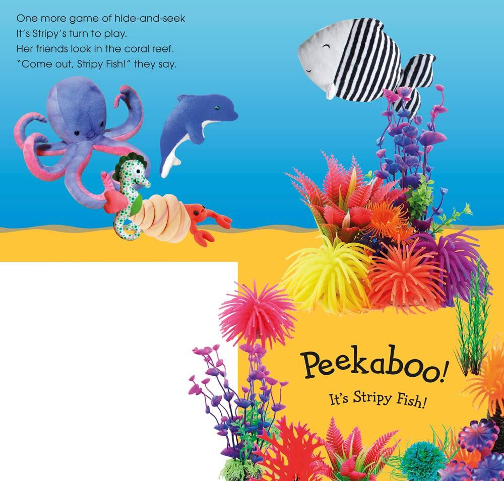 DK Children Pop-up Peekaboo: Under the Sea