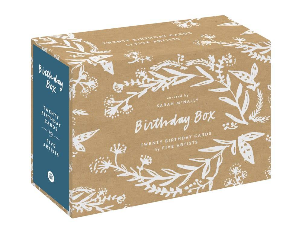 Princeton Architectural Press Birthday Box