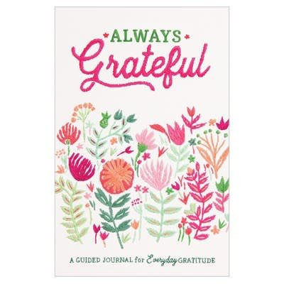 Galison Always Grateful Guided Journal