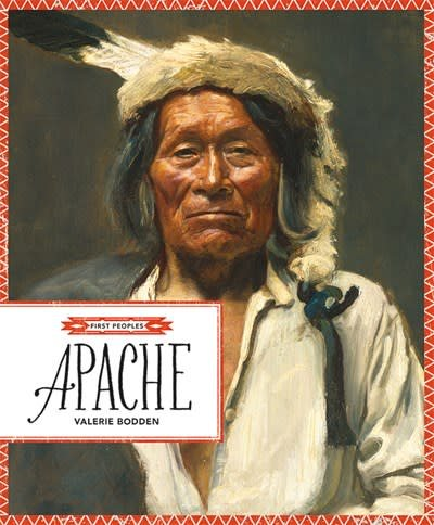 Creative Paperbacks Apache