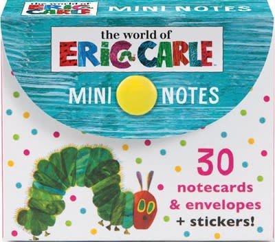 Chronicle Books The World of Eric Carle(TM) Mini Notes