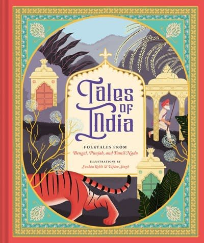 Chronicle Books Tales of India