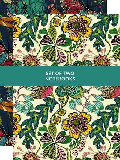 Quadrille Publishing Sally Kelly Paperback Notebooks