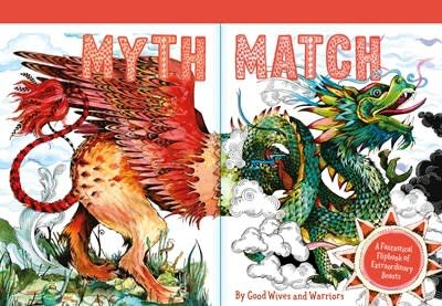 Laurence King Publishing Myth Match