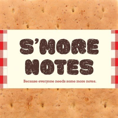 Chronicle Books S'more Notes