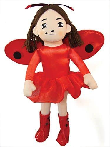 Ladybug Girl (Small Plush Doll)