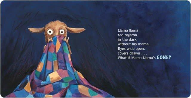 Llama Llama 01 Red Pajama