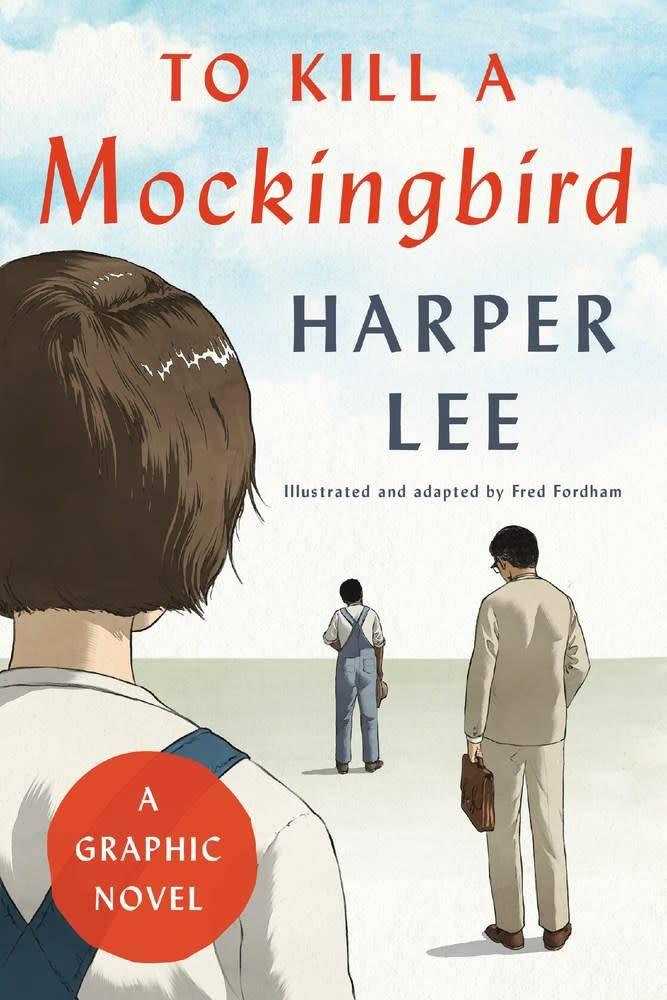 Harper To Kill a Mockingbird: A Graphic Novel