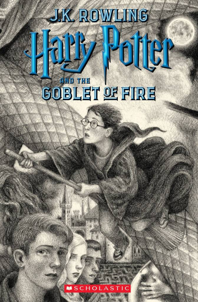 Arthur A. Levine Books Harry Potter 04 The Goblet of Fire (Selznick Ed.)