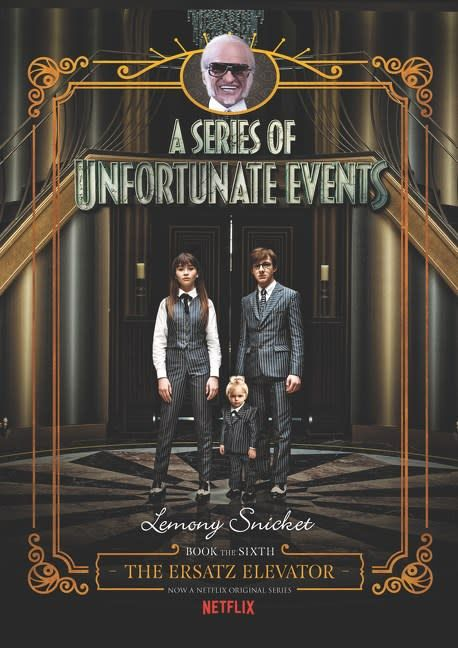 HarperCollins Series of Unfortunate Events 06 Ersatz Elevator (Netflix)