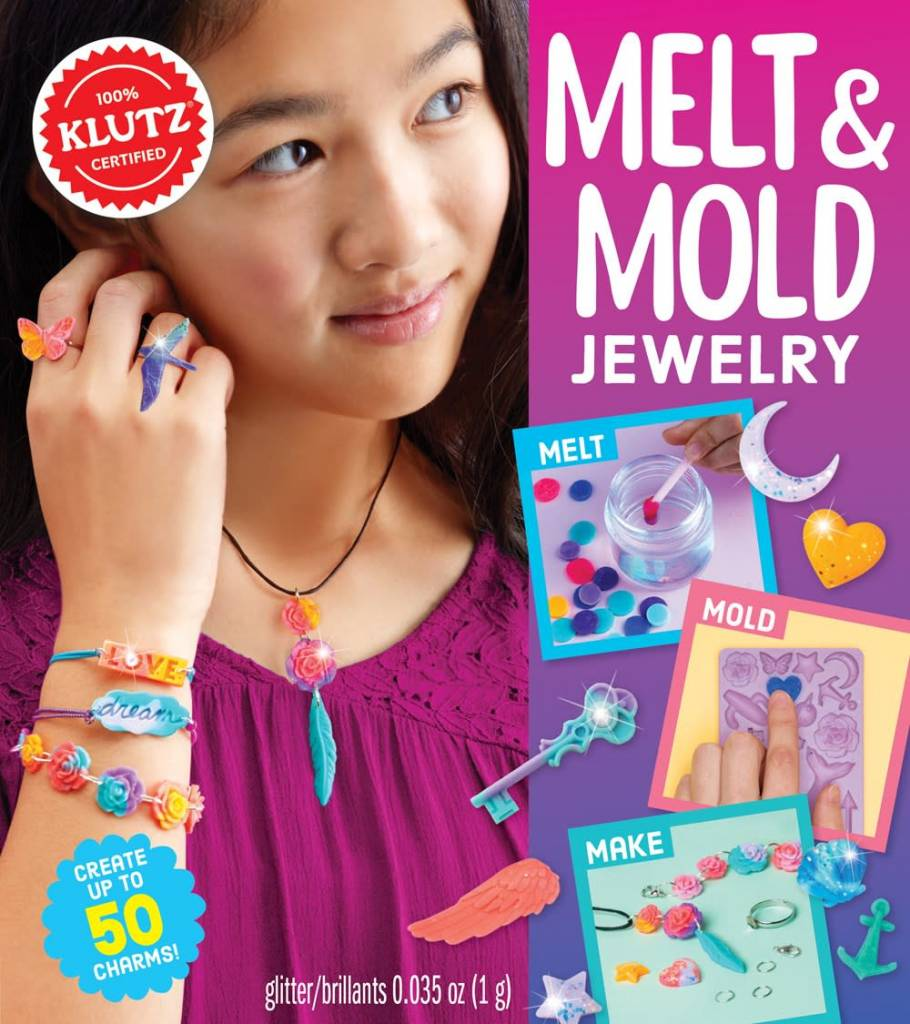 Klutz Klutz: Melt & Mold Jewelry