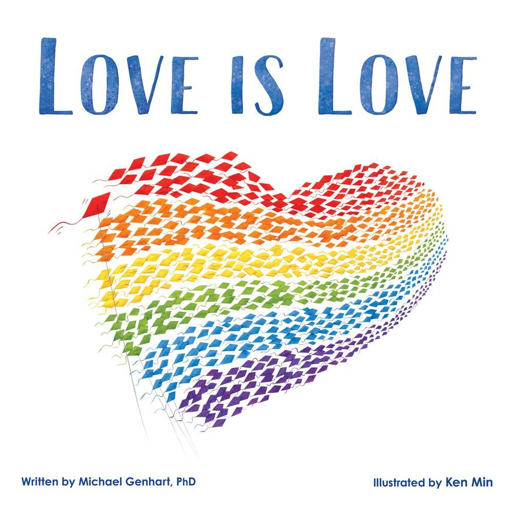 Little Pickle Stories Love Is Love [LGBT, Family Diversity]