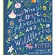 Chronicle Books With Love, Adventure, and Wildflowers Notes