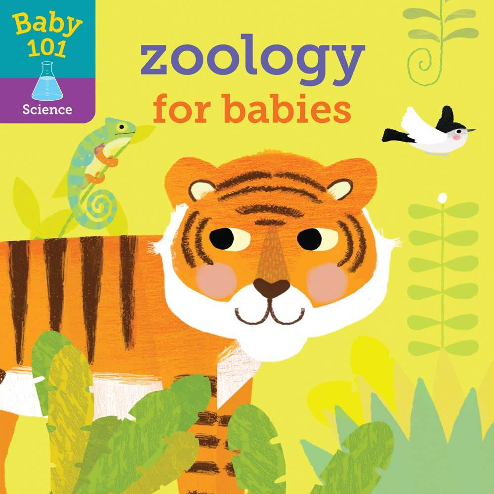 Doubleday Books for Young Readers Baby 101: Zoology for Babies