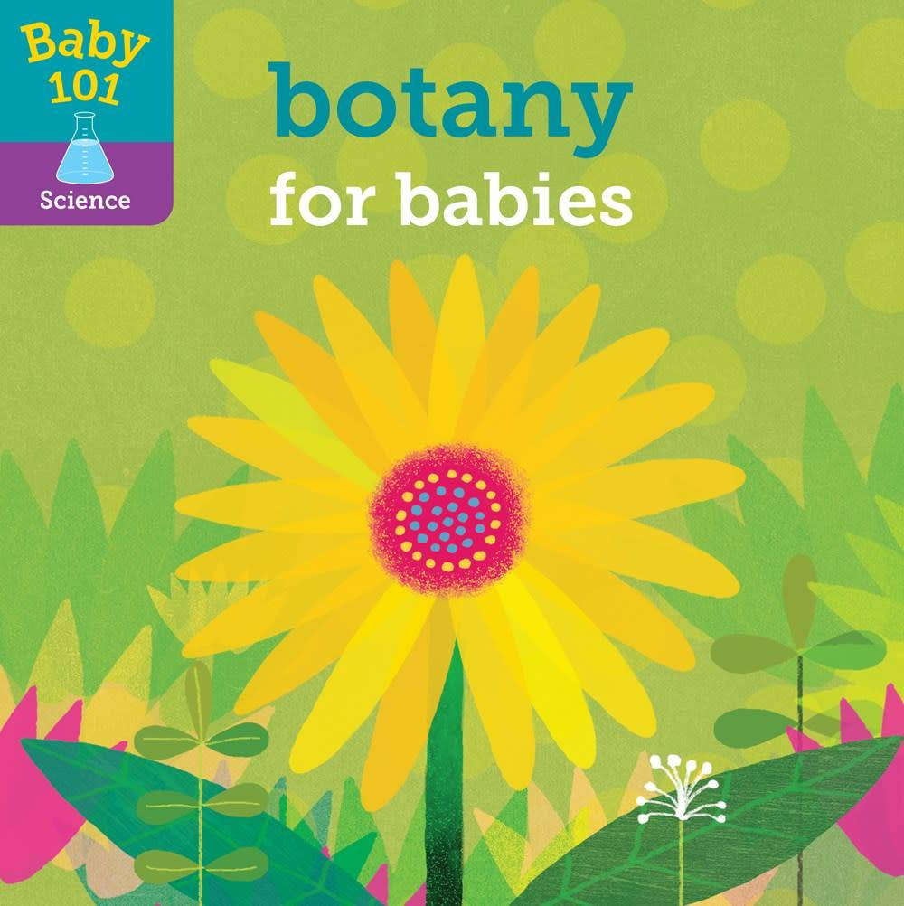 Doubleday Books for Young Readers Baby 101: Botany for Babies