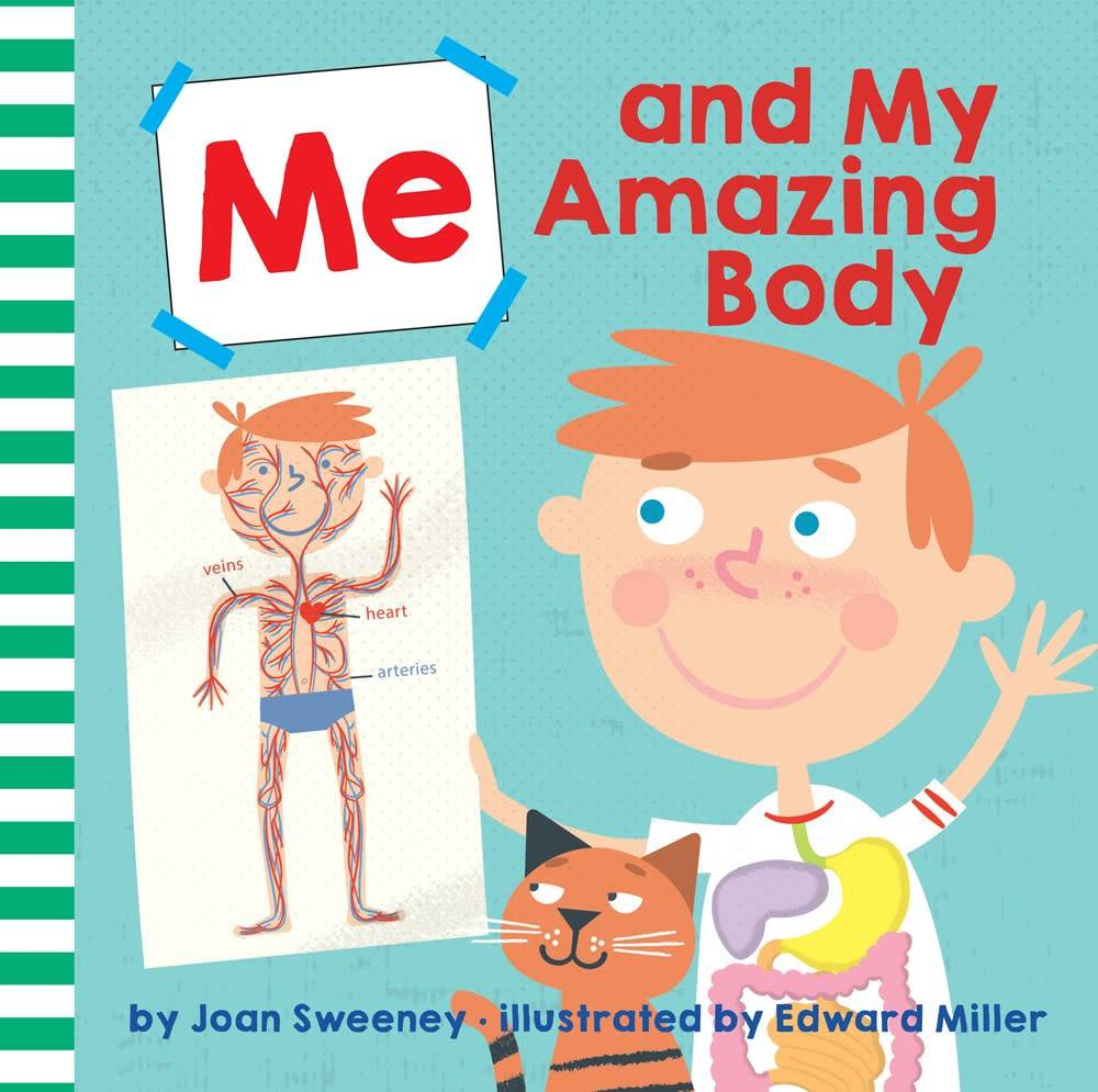 Knopf Books for Young Readers Me and My Amazing Body
