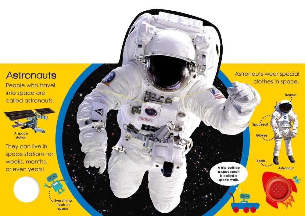 DK Children DK My Best Pop-Up Space Book