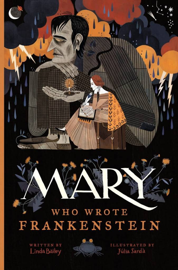 Tundra Books Mary Who Wrote Frankenstein