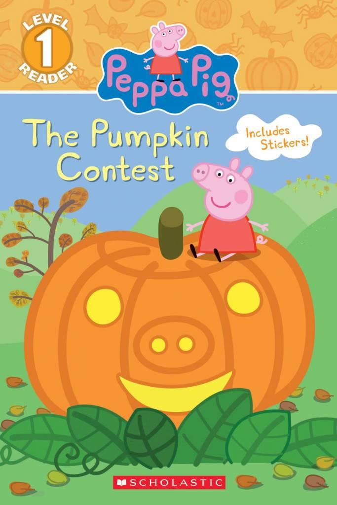 Scholastic Inc. The Pumpkin Contest (Peppa Pig: Level 1 Reader)