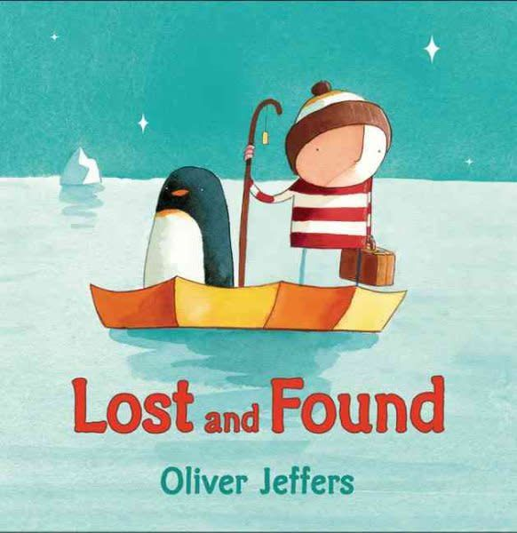 Philomel Books The Boy 02 Lost and Found