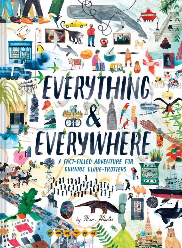 Chronicle Books Everything & Everywhere: ...For Curious Globe-Trotters