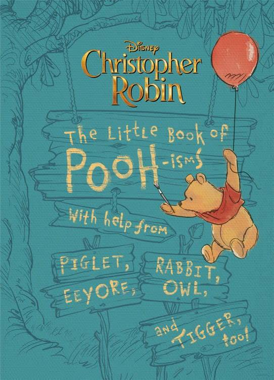 Disney Press Christopher Robin: The Little Book of Pooh-isms