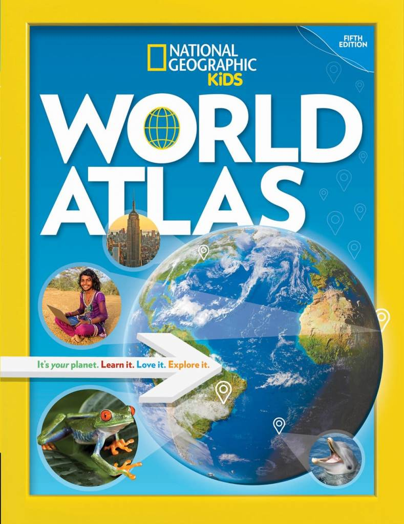 National Geographic Children's Books National Geographic Kids World Atlas, 5th Edition