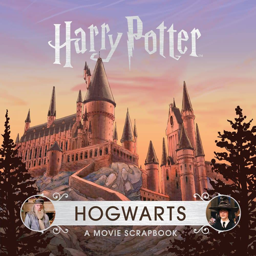 Random House Books for Young Readers Harry Potter: Hogwarts: A Movie Scrapbook