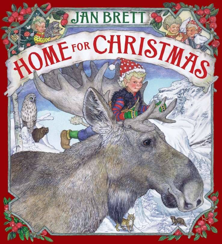 G.P. Putnam's Sons Books for Young Readers Home for Christmas
