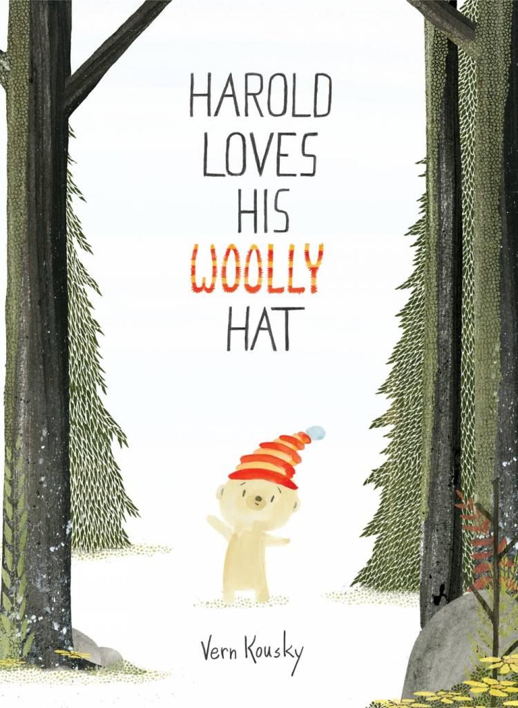 Schwartz & Wade Harold Loves His Woolly Hat