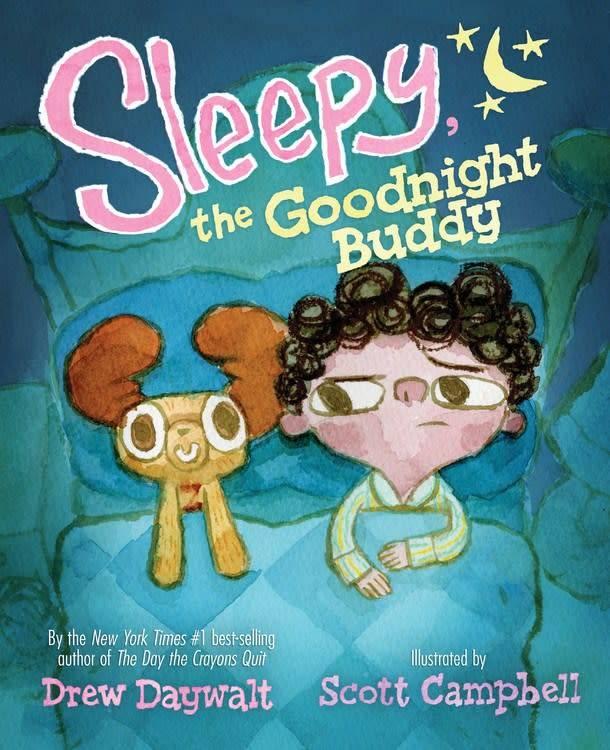 Disney-Hyperion Sleepy, the Goodnight Buddy