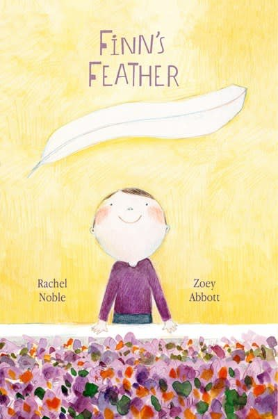 Enchanted Lion Books Finn's Feather