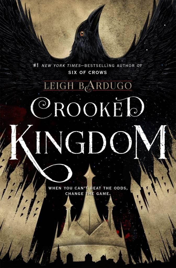 Square Fish Six of Crows 02 Crooked Kingdom (Grisha World)