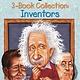 Penguin Workshop Who HQ 3-Book Collection: Inventors