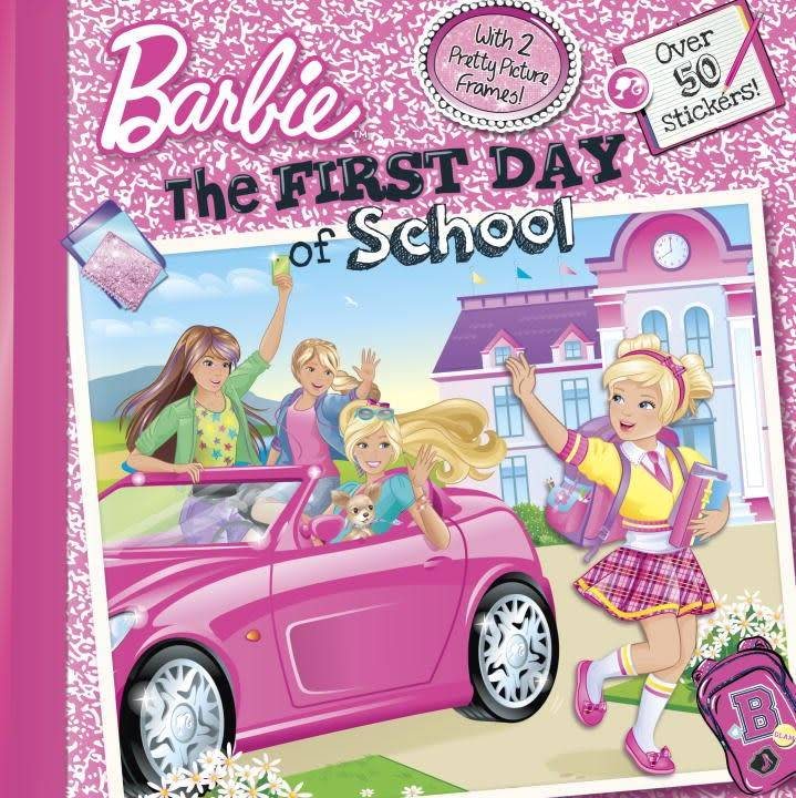 Random House Books for Young Readers Barbie: First Day of School