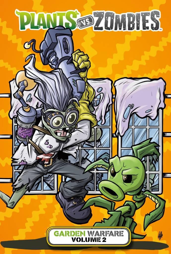Dark Horse Books Plants vs. Zombies: Garden Warfare 02