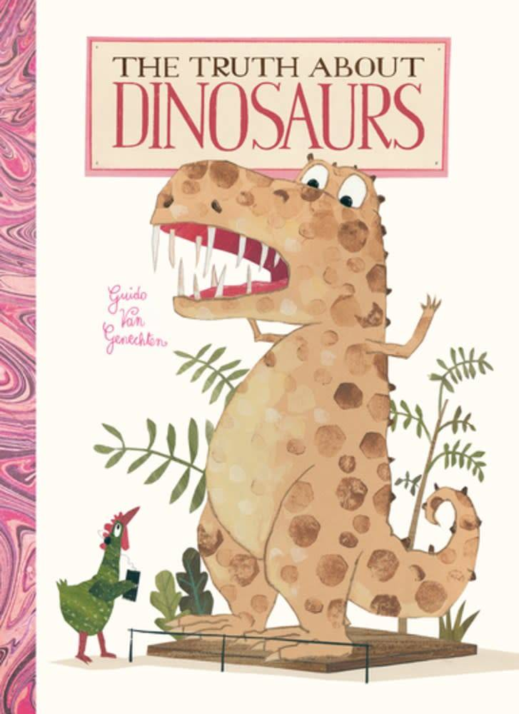 Clavis The Truth About Dinosaurs