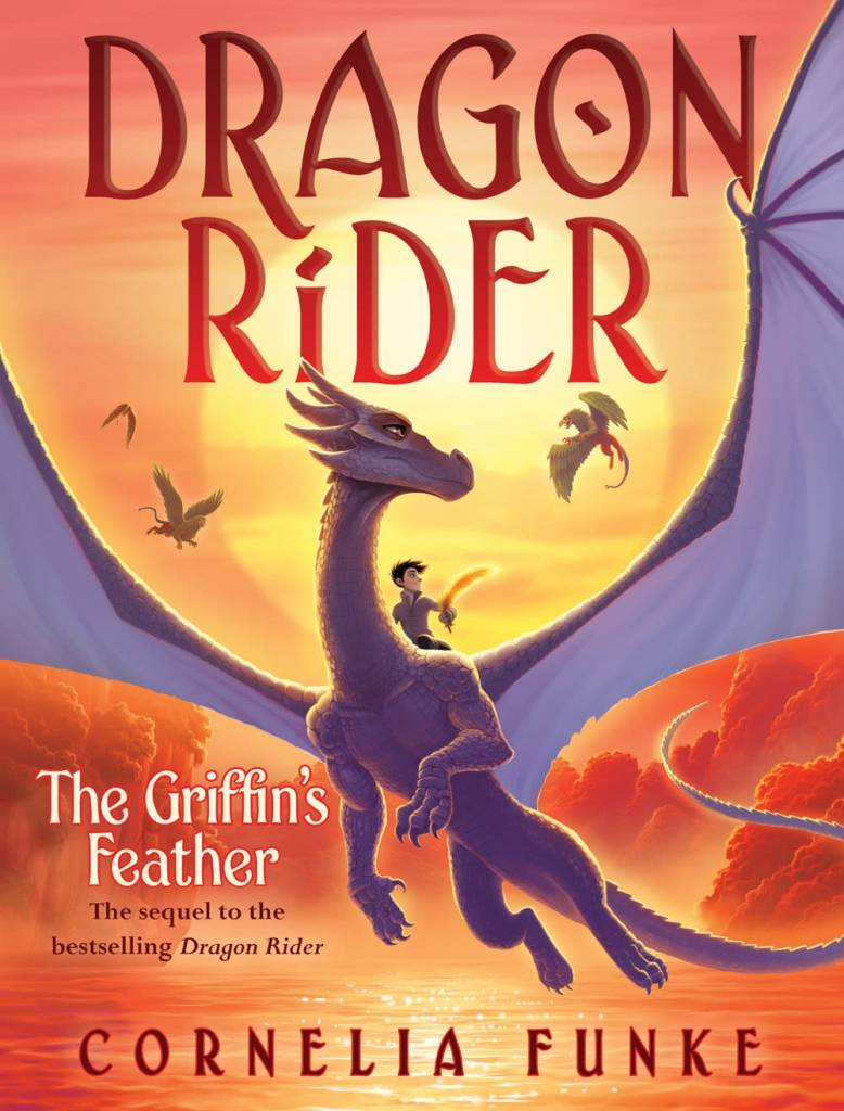 Dragon Rider 02 The Griffin's Feather