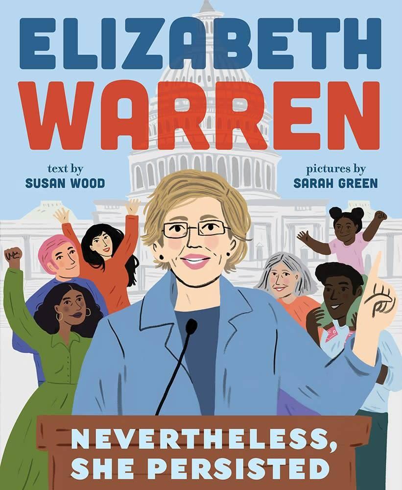 Abrams Books for Young Readers Elizabeth Warren