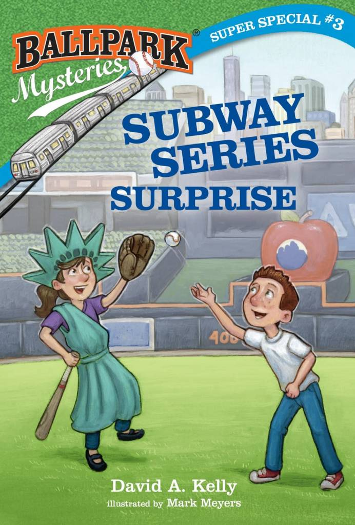 Random House Books for Young Readers Ballpark Mysteries Super Special #3: Subway Series Surprise