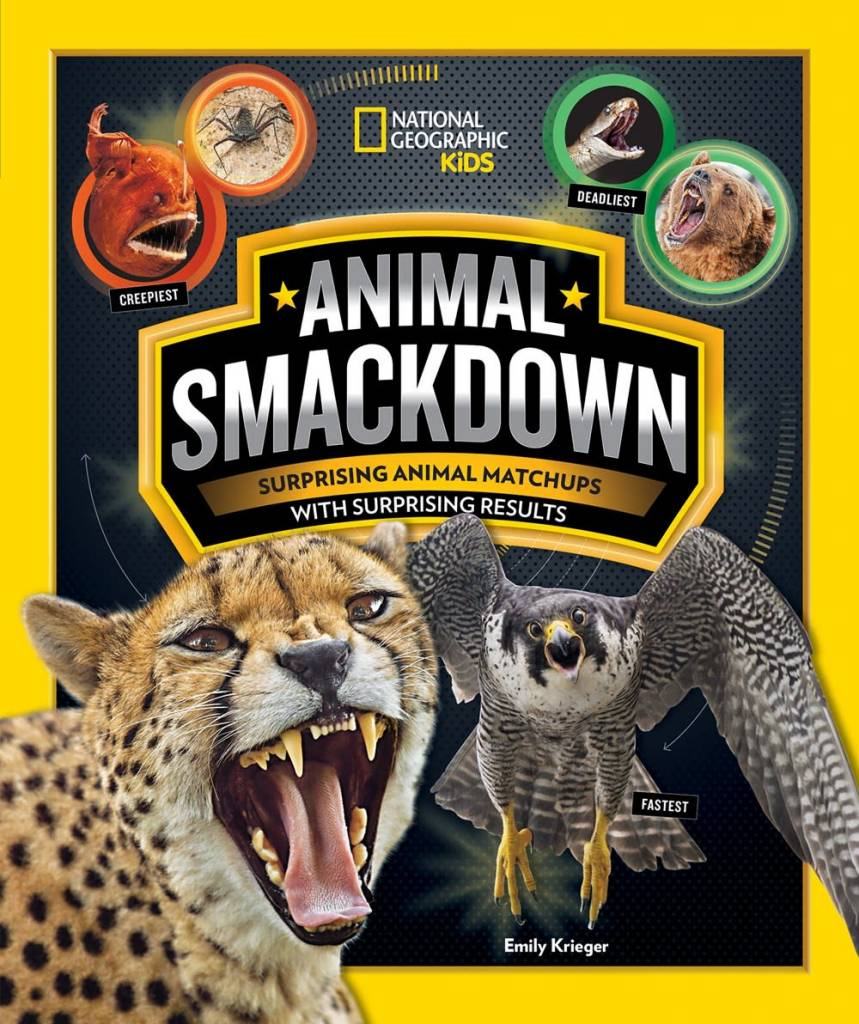 National Geographic Children's Books Animal Smackdown