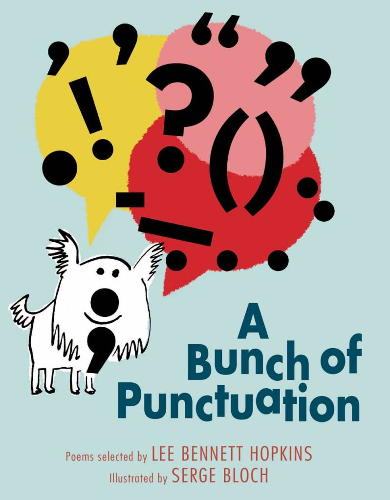 WordSong A Bunch of Punctuation